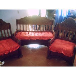 Muebles De Madera Juego(saman)