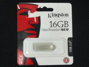 Pendrive Kingston De 16 Gb