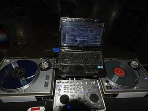 2 platos mk technics