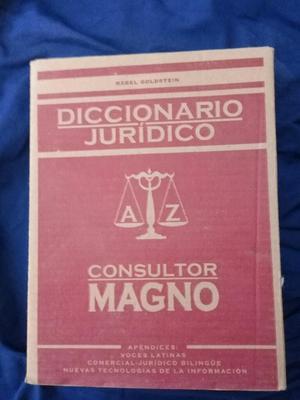 Consultor Magno Diccionario Jurídico