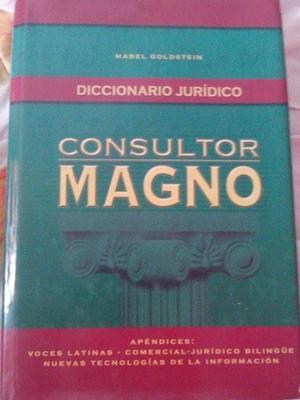 ENCICLOPEDIA Y DICCIONARIO JURIDICO