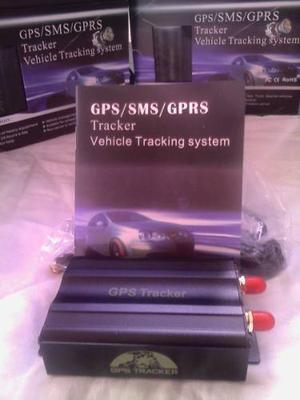 Gps Tracker Modelos103a - 303h Con Tres Meses De Garantia.