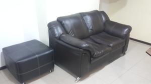 Juego De Muebles Para Sala Sofá De 2 Y 3 Puestos