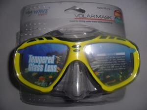 Mascara Careta De Buceo Wave Sports