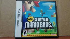 New Super Mario Bros Para Nintendo Ds Y 3ds Como Nuevo.