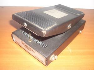 Pedal De Volumen Morley Cvo Compact Series