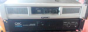 Power Qsc Gx3 Y Rmx850 Como Nuevo
