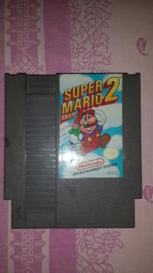 Super Mario Bross 2
