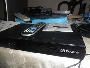 Vendo Kit Movistar Tv HD