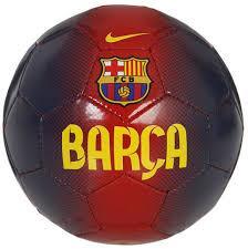 balon del barcelona 100 original