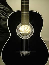 guitarra acustica nacional con forro