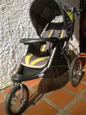 Coche De 3 Ruedas Para Bebes Marca Baby Trend, Como Nuevo!