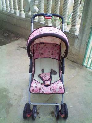 Coche De Niña Marca Happy Baby