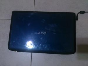 Laptop Acer Aspire z Core 2 Duo gb Lcd Dañado