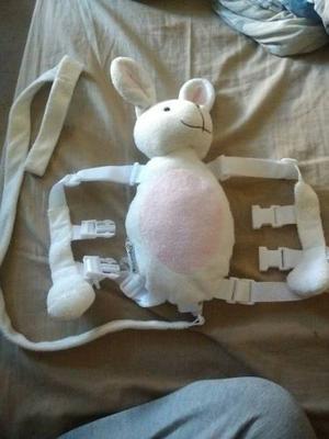 Pechera Para Niños De Conejo