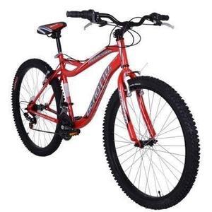 Bicicleta Montañera Rin 26 De Cambios Marca Benotto Nueva!