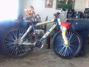 Bicicleta Montañera Rin 26 Marca Del Boccio Nueva