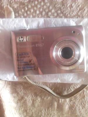Camara Hp Photosmart R967 Para Reparar/repuestos Cargador.