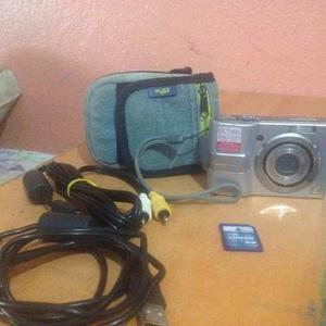 Camara Panasonic Lumix De 8.1 Mp