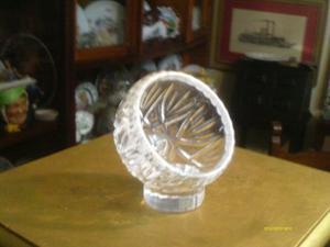 Candelabro De Cristal Bohemia Buen Diseño Perfecto Estado