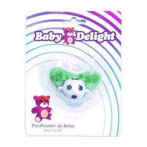 Chupón De Silicon Baby Delight