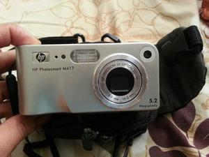 Cámara Hp Photosmart 5.2 Mexapiles
