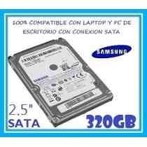Disco Duro De 320 Gb Para Laptop,pc,play Station, Dvr