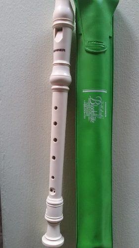 Flauta Dulce Marca Hohner Como Nueva