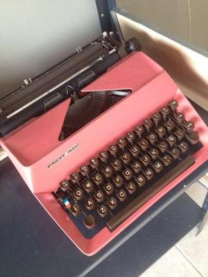 Maquina De Escribir Vintage Restaurada