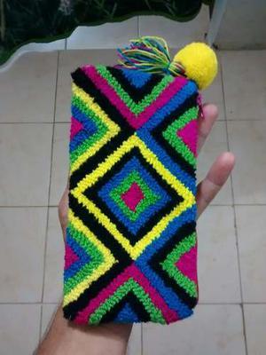 Monederos Wayuu Echos A Mano