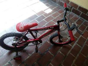 Se Vende Combo De Bicicleta Monopatín Y Patines