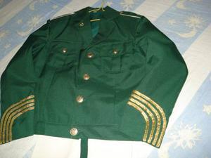 Uniforme De Gala De Liceo Militar