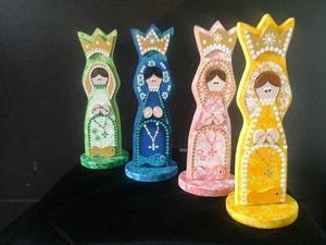 Virgenes En Mdf