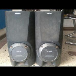 Cajones Sony sin Parlantes