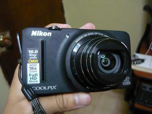 Camara Canon S Megapixeles Full HD Video HDMI