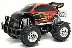 Carro A Control Remoto New R/c Bright Modelo Beetle Buggy
