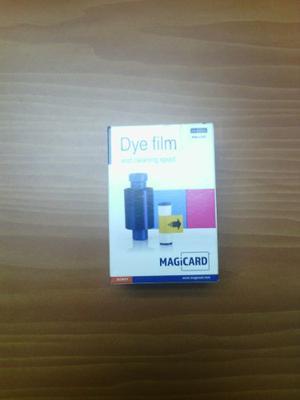 Dye Film Magicard Ma300ymcko 300 Prints