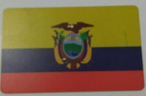 Lh Bandera De Ecuador
