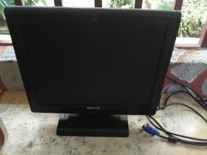 Monitor Lcd 17 Pulgadas Excelente Estado Con Cables