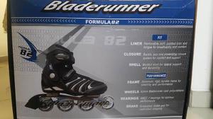 Patines En Linea Bladerunner Formula 82