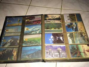 Tarjetas De Colección Cantv