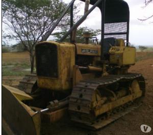 Tractor de oruga John Deere