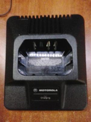 Cargador Radio Motorola Gp300,gp110 En Optimas Condiciones
