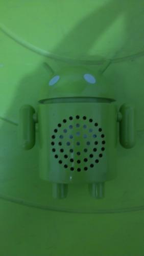 Corneta Android Portatil Robot