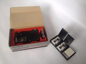 Grabadora De Microcassette Marca Sony