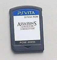 Juego De Psp Vita Assassian Creed Liberation