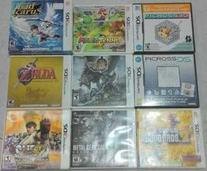 Juegos Variados Nintendo 3ds