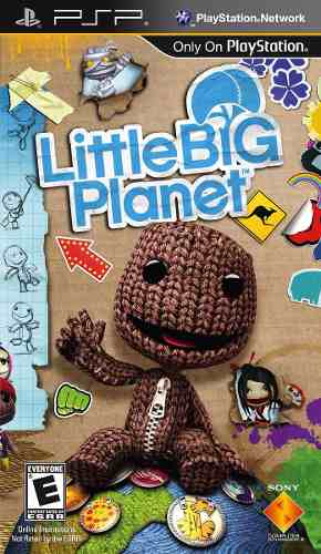 Little Big Planet Psp Juego