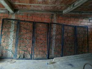Hermoso hierro forjado para rejas y ventanas 50 bs posot - Rejas hierro forjado ...