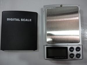 Balanza Peso Digital 0.1 A 500g Joyero Portátil